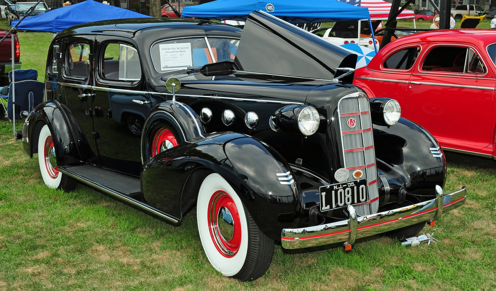 12 of the Most Beautful Art Deco Cars Ever Built | Wheels, Air ...
