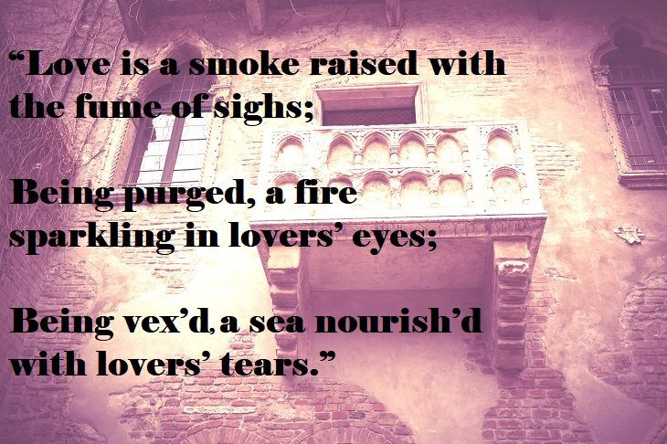 The 10 Greatest Romeo and Juliet Quotes Deciphered | Art - BabaMail