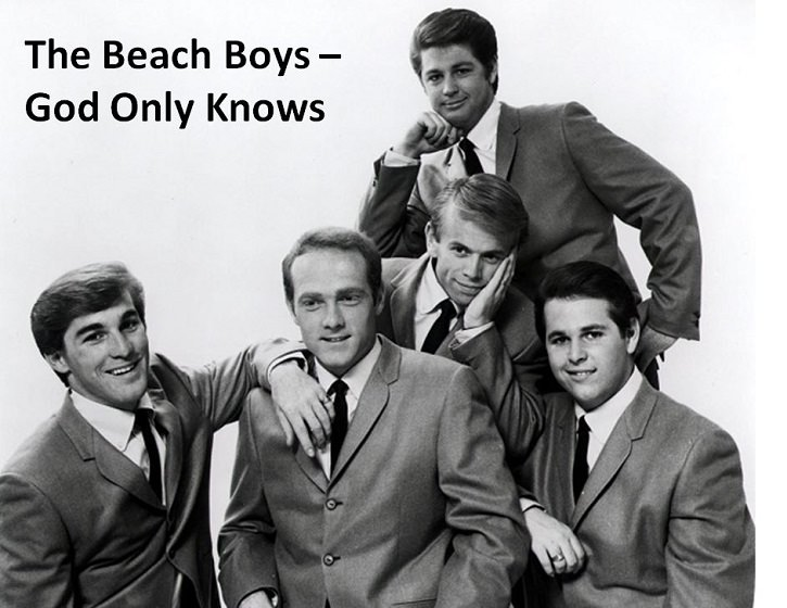 The Beach Boys - God Only Knows with Lyrics | Spirituality ... - photo#34