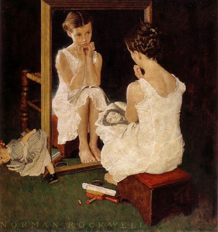 Famous Paintings By Norman Rockwell
