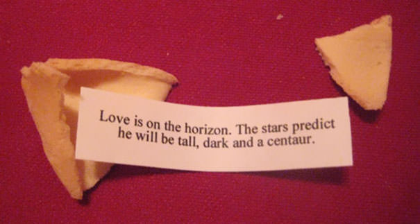 Hilarious Fortune Cookie Messages Funny Babamail