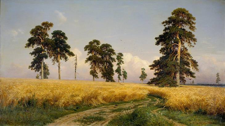 Ivan Shishkin artwork