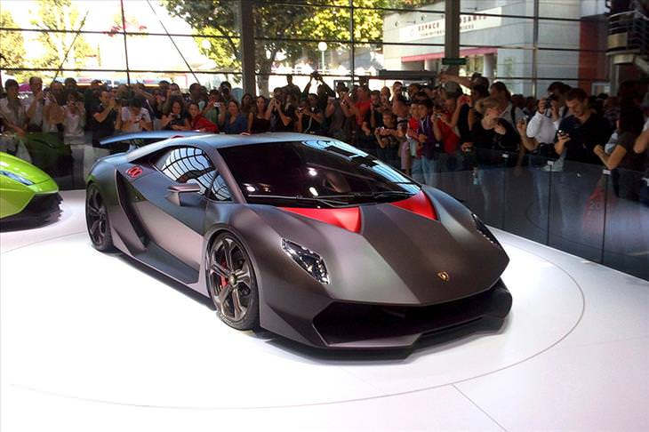 The 12 Most Expensive Cars Ever Sold New | Wheels, Air & Water ...