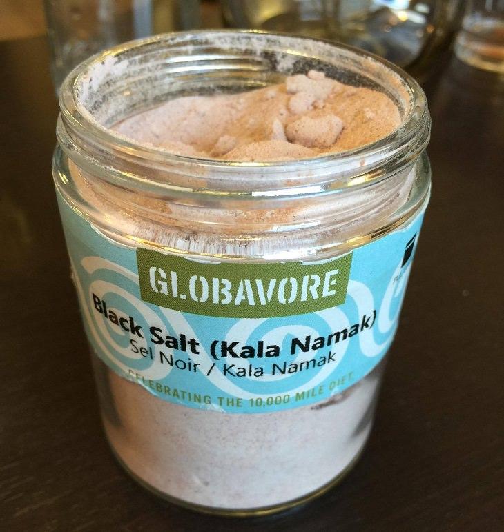 how to choose indian black salt