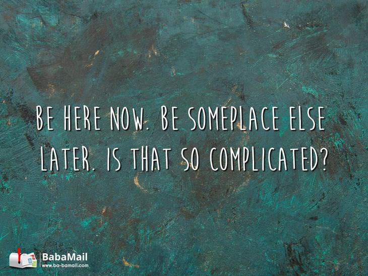 Sayings Of The Jewish Buddha Funny Babamail