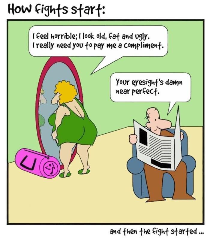 Funny Senior Comics