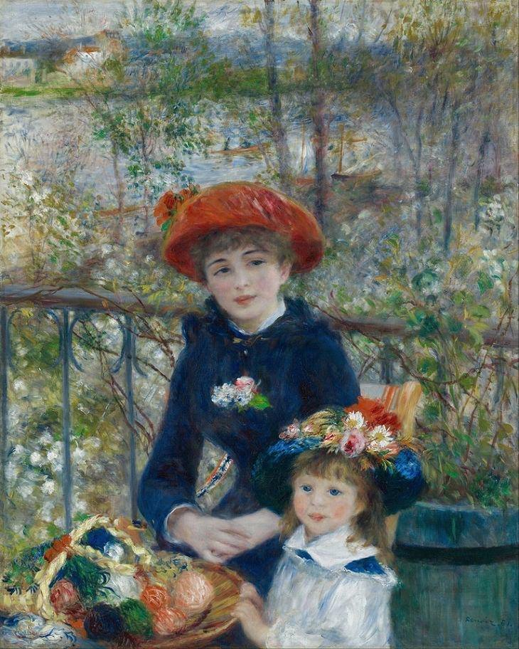 Image result for pierre auguste renoir most famous painting