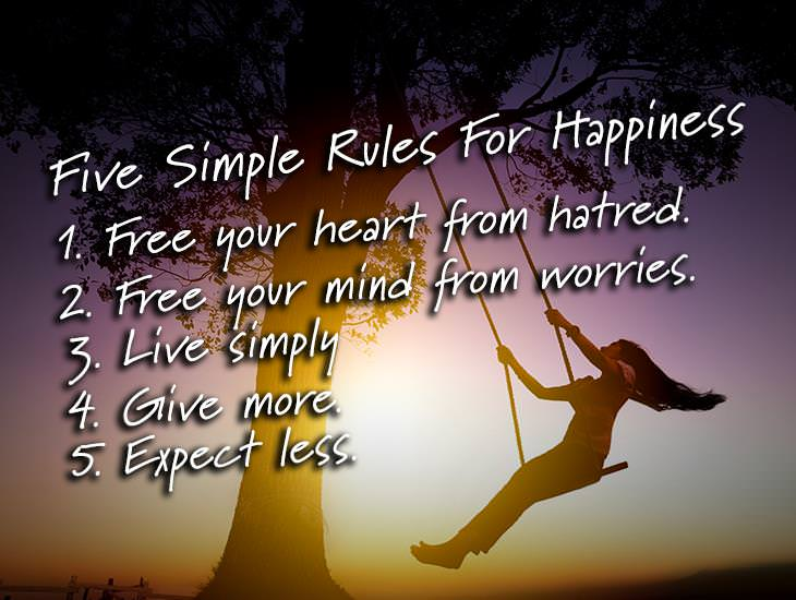 Simple rules for happiness life lessons ecards greeting cards greeting simple rules for happiness m4hsunfo