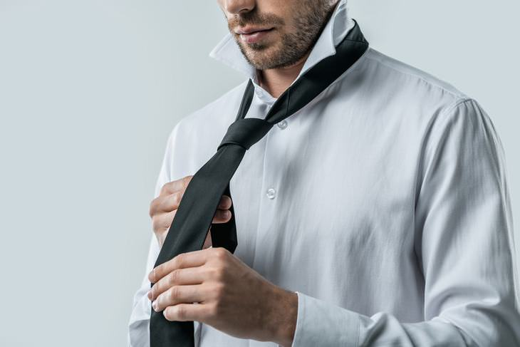 2289a7401965 New Study Shows Why You Shouldn t Wear a Tie