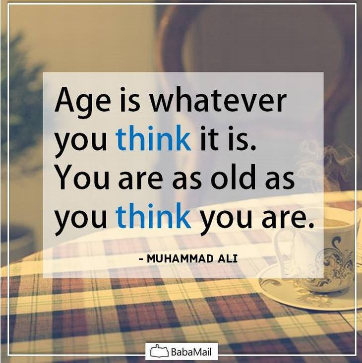 Aging Quotes: Spirituality - BabaMail