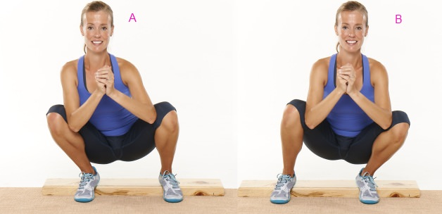 3 Moves to Ease Knee and Hip Pain