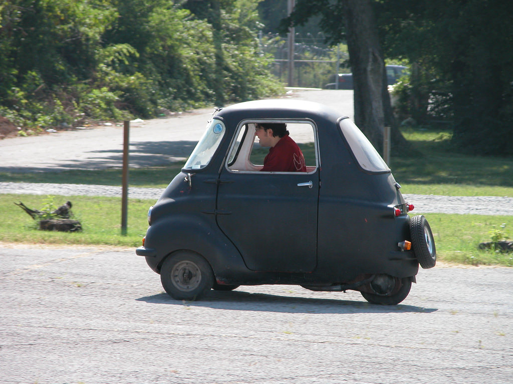 10 of the Smallest Cars In Motoring History | Wheels, Air & Water ...