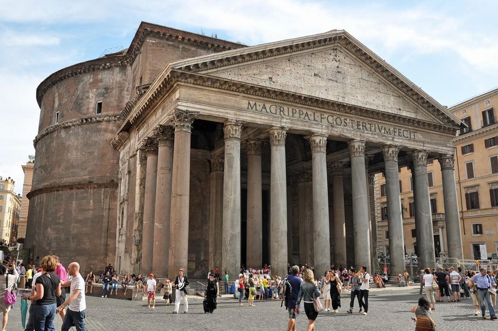 rome famous places