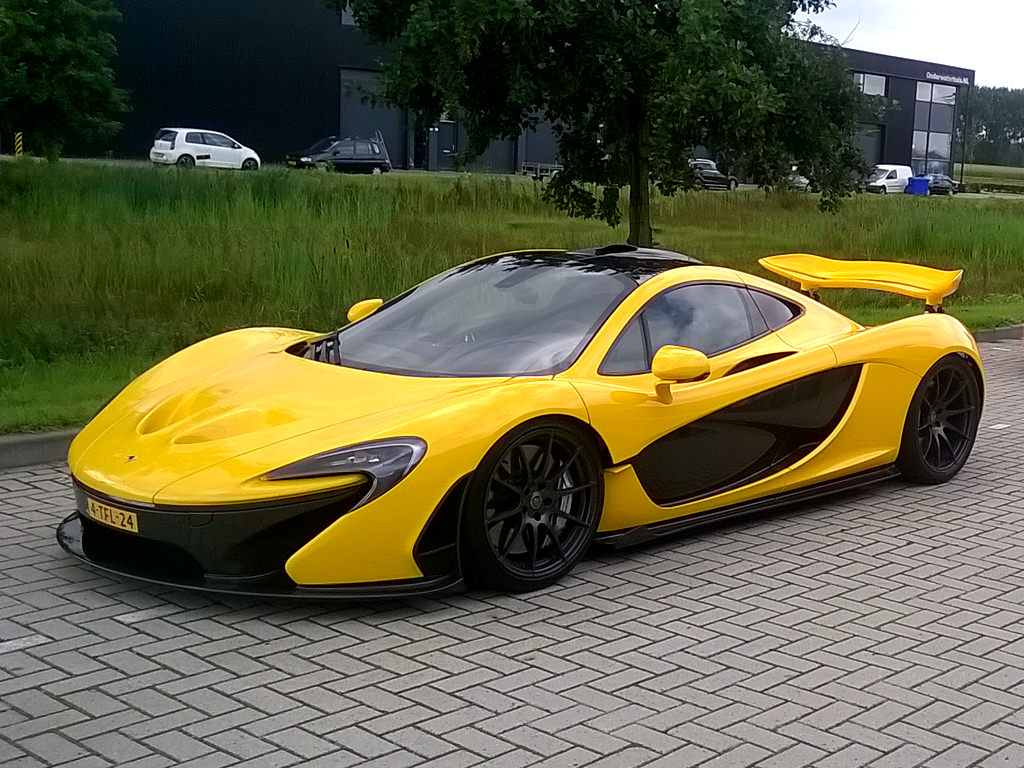 A Concise History Of McLaren Road Cars | Wheels, Air U0026 Water   BabaMail