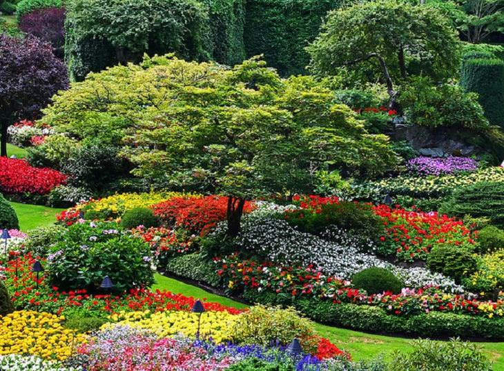 8 Breathtaking Gardens | Nature - Babamail