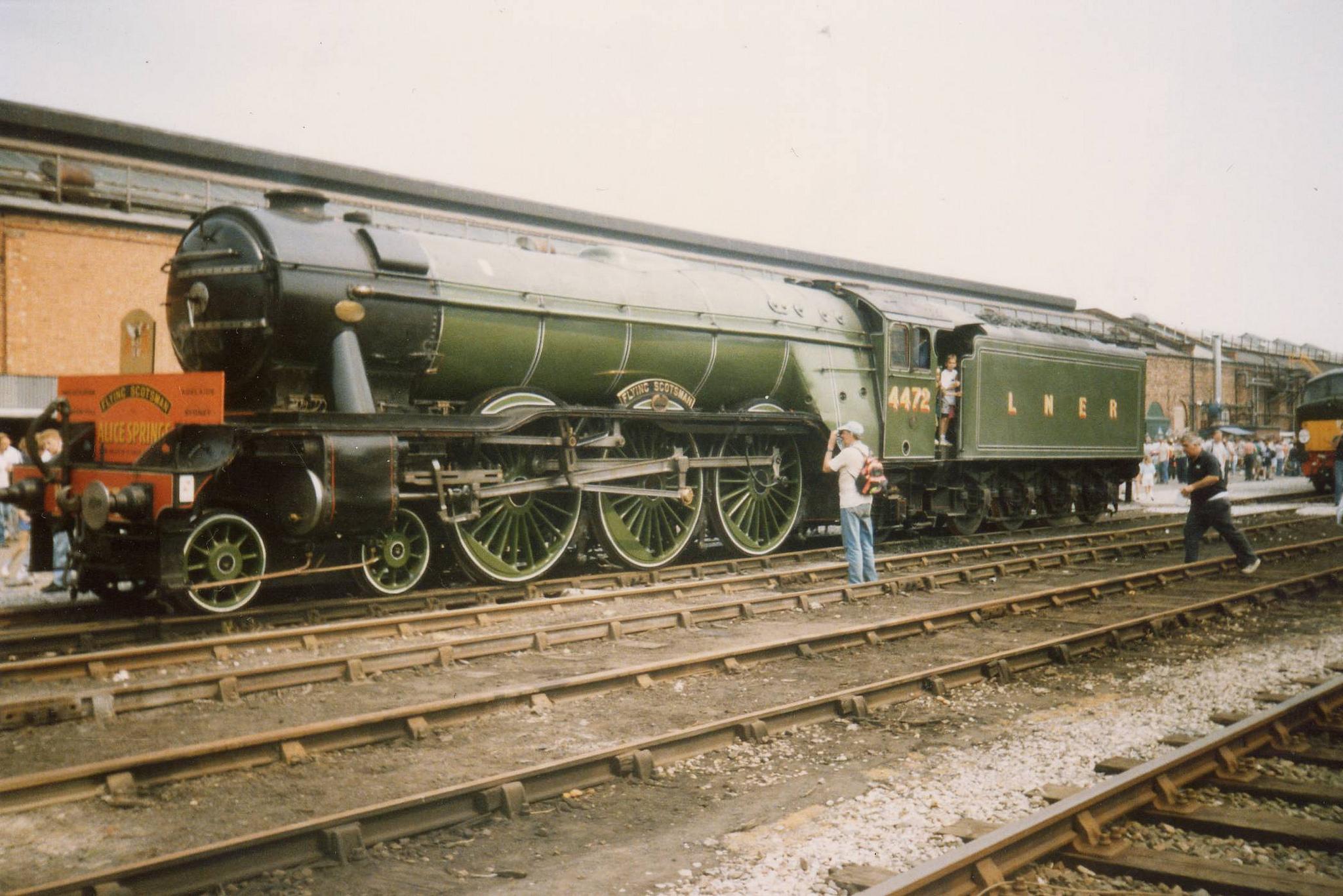 How Fast Can A Steam Train Travel