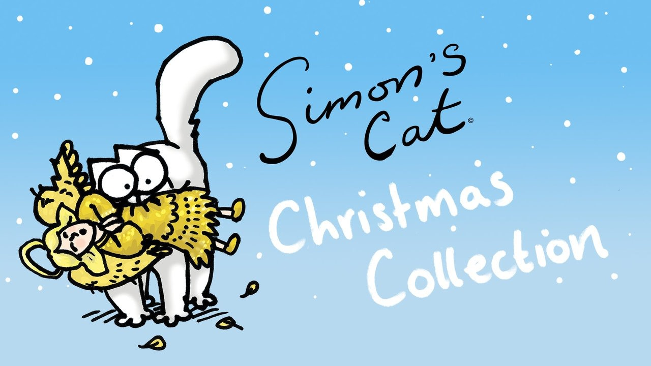 Simon The Cat Christmas Videos
