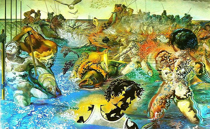 Famous paintings by salvador dali art babamail for All of salvador dali paintings