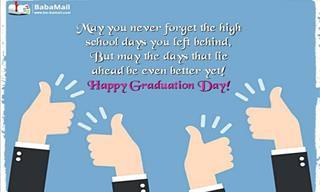 Send card ecards greeting cards graduation greeting cat m4hsunfo