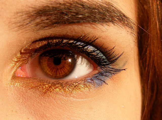 health benefits of peaches: eye
