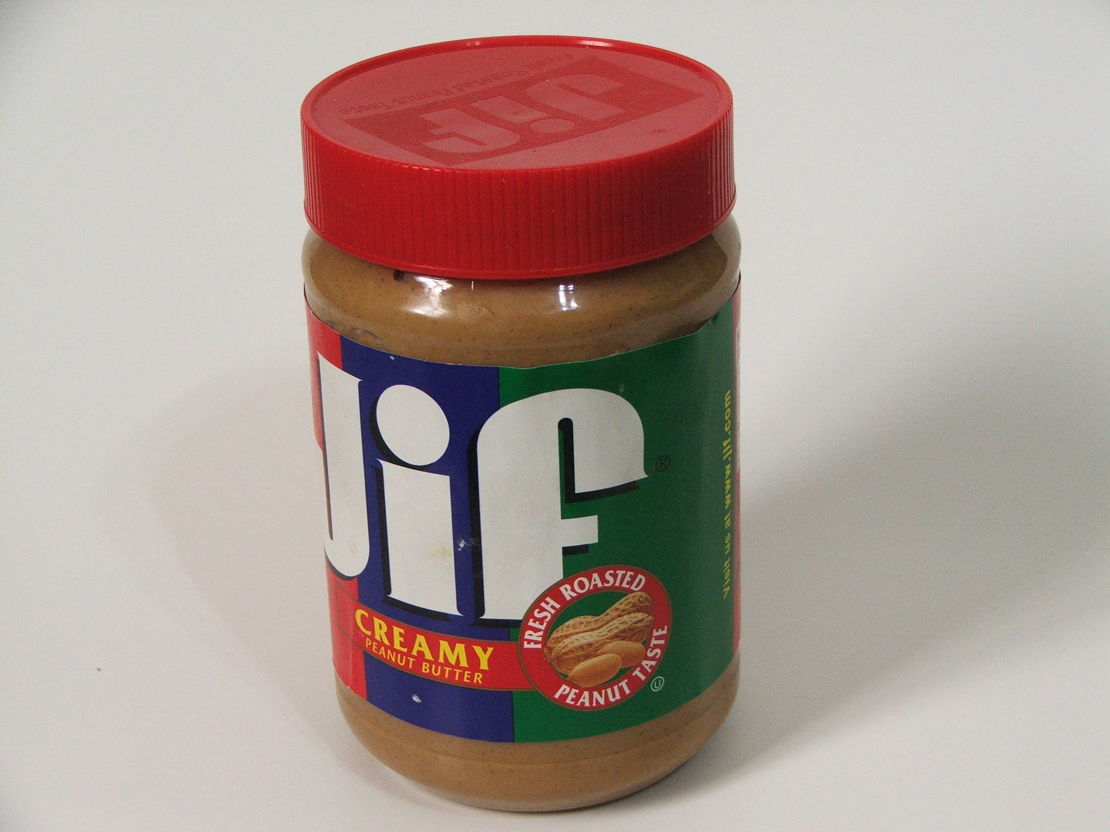 a can of Jif
