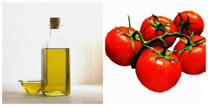 Tomatoes Olive Oil