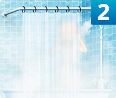duchas en lugar de baños. consejos consumo agua