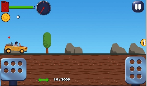 up hill racing game html5