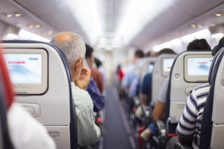 joke plane passengers