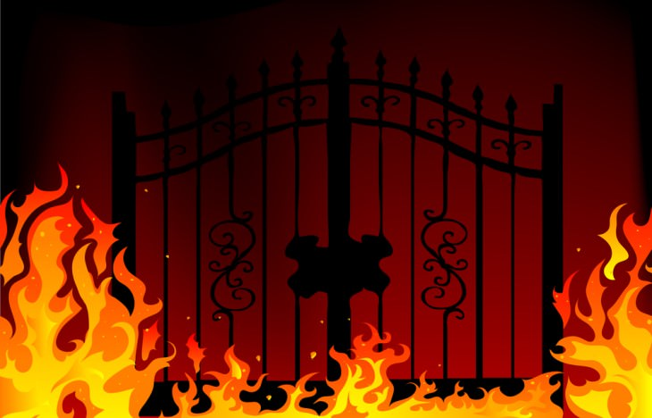 joke a gate to hell