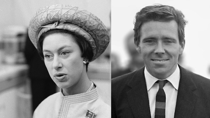 Famous Royal Marriages that failed, Princess Margaret and Antony Armstrong-Jones