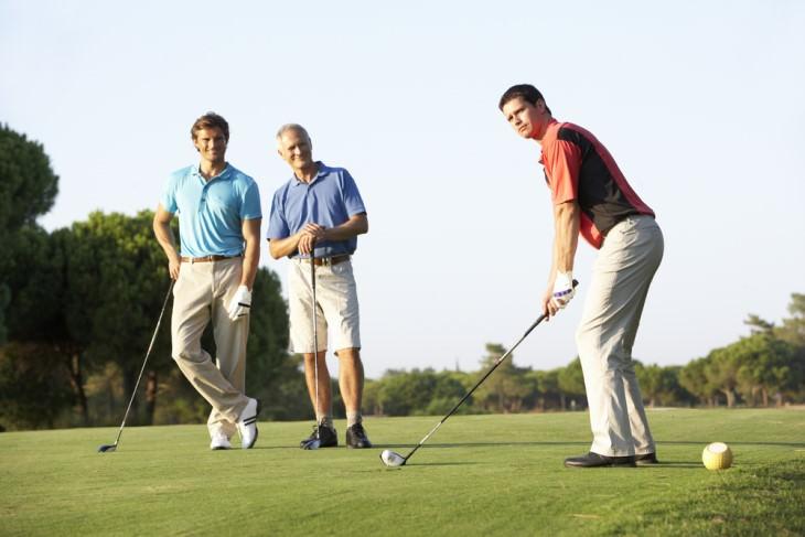 joke golfers