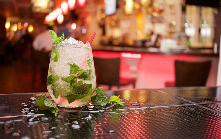 Mojito, Rum, Low-Calorie, Diets, Healthy, Drinks, Alcohol, Cocktail, Mixers, Lime, Liqueur, Liquor