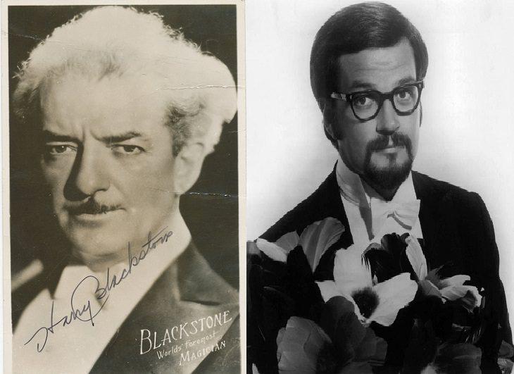 Harry Blackstone,  Magician, Illusionist, Art, Magic Trick, Mentalist