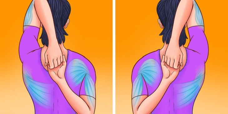 treating neck pain improving shoulder movement