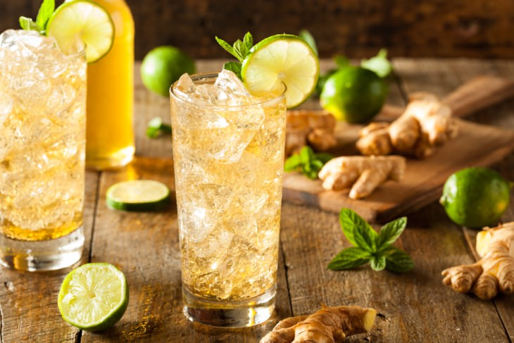 ginger ale recipe