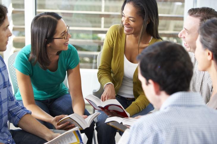 joke bible study group
