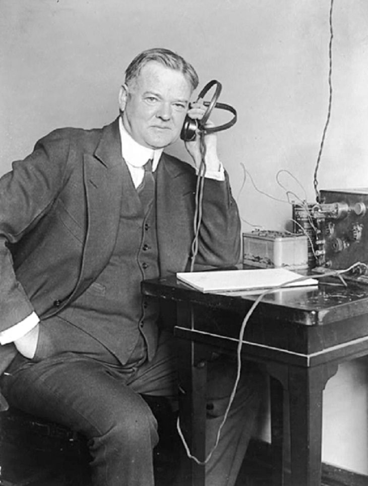 Herbert Hoover, politicians, funny, joke, one liners, witty, clever,