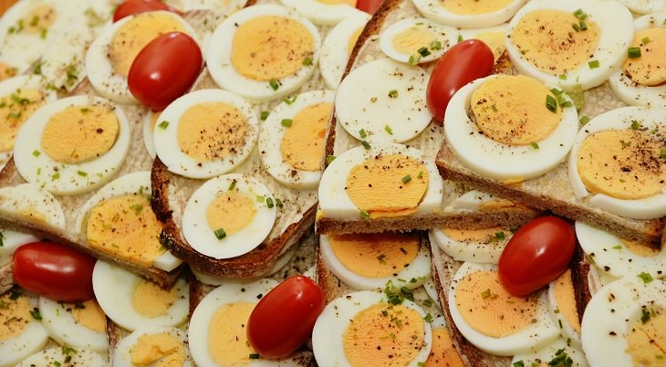 Eggs, food, tasty, vegetables, eggs, delicious, recipes, pickles, pickled foods