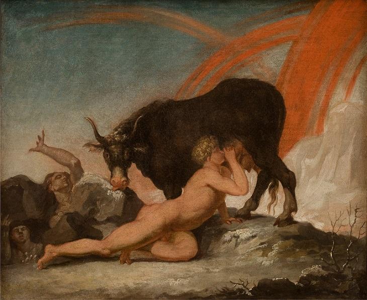 art, strange, bizarre, stories, myths, odin, mythology, Norse gods, Thor, Loki, legends, tales