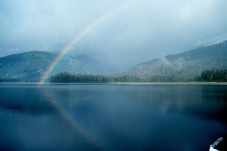 nature, travel, colors, photography, light, reflection, pretty, brighten up, rainbow
