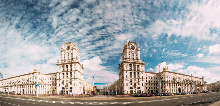 Minsk buildings