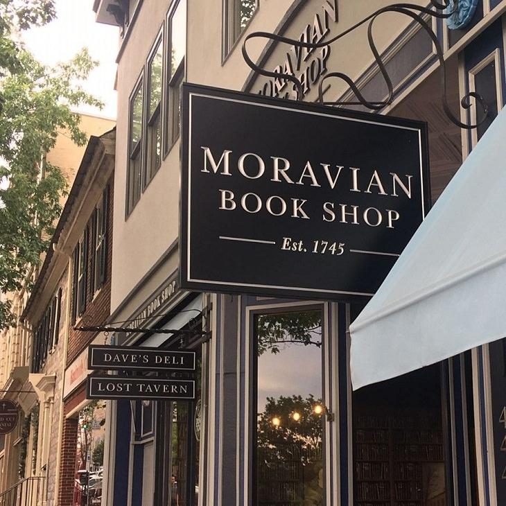 Moravian Bookshop