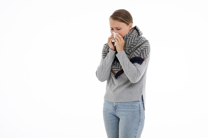 Winter myths - cold air makes you sick