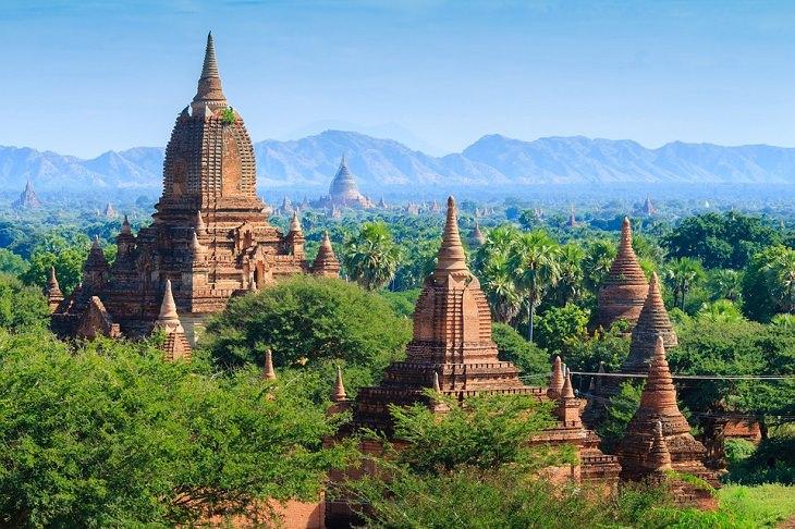 Ancient Ruins Bagan