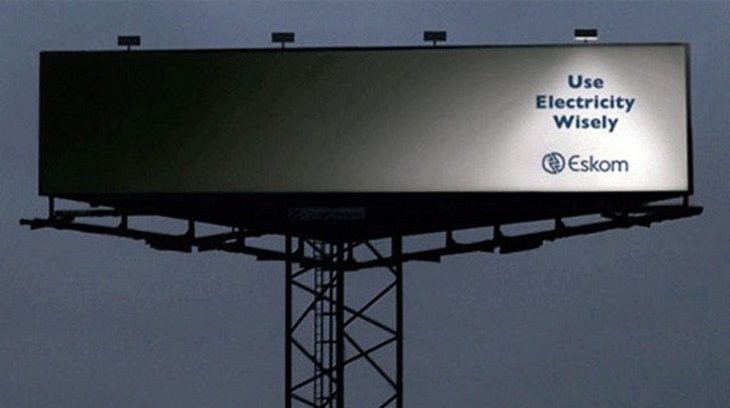 Ingenious and creatively designed advertisements (ads), Eskon
