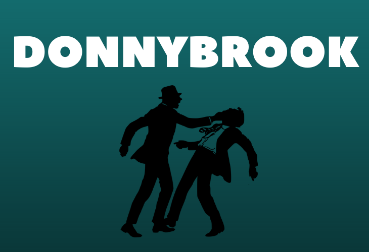 Fancy words you can use every day to add to your vocabulary, donnybrook