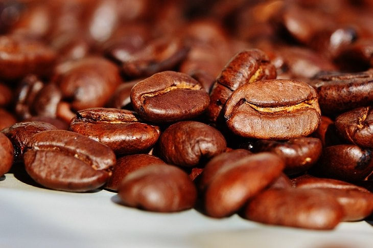 Long-lasting food items Coffee Beans
