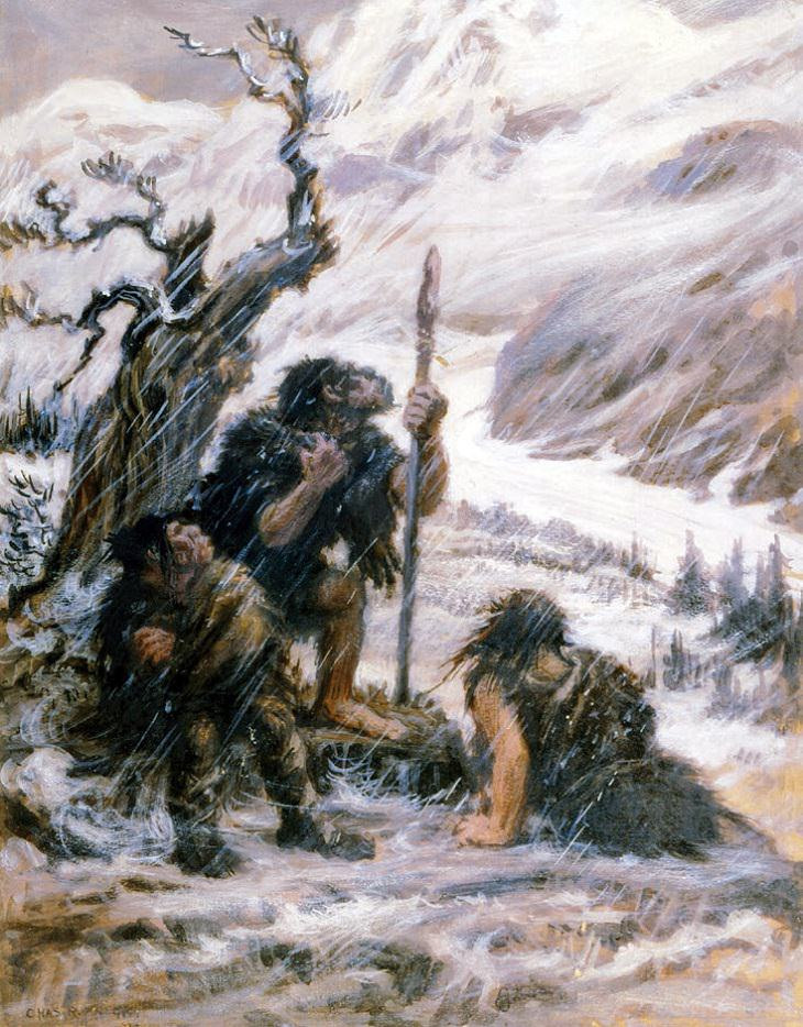 Neanderthals voices