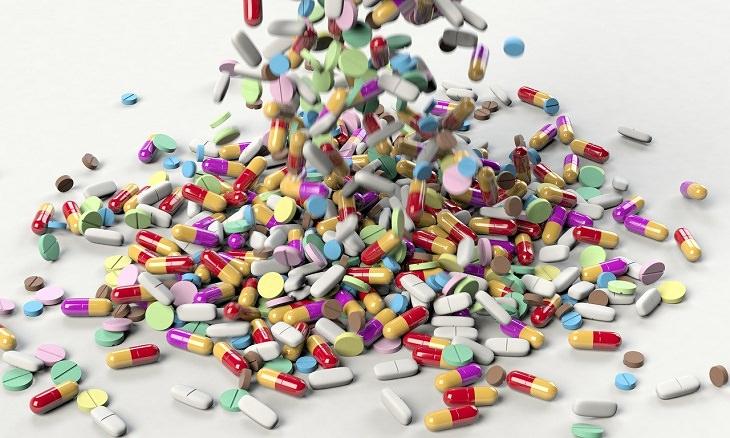 Drug Costs pills
